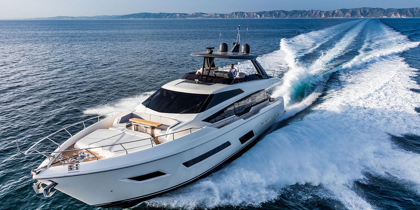 Barche a motore - Usato